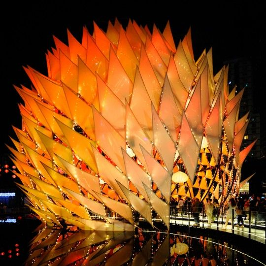 "A/N Blog . LEAD's ""Golden Moon"" Shines Over Hong Kong"