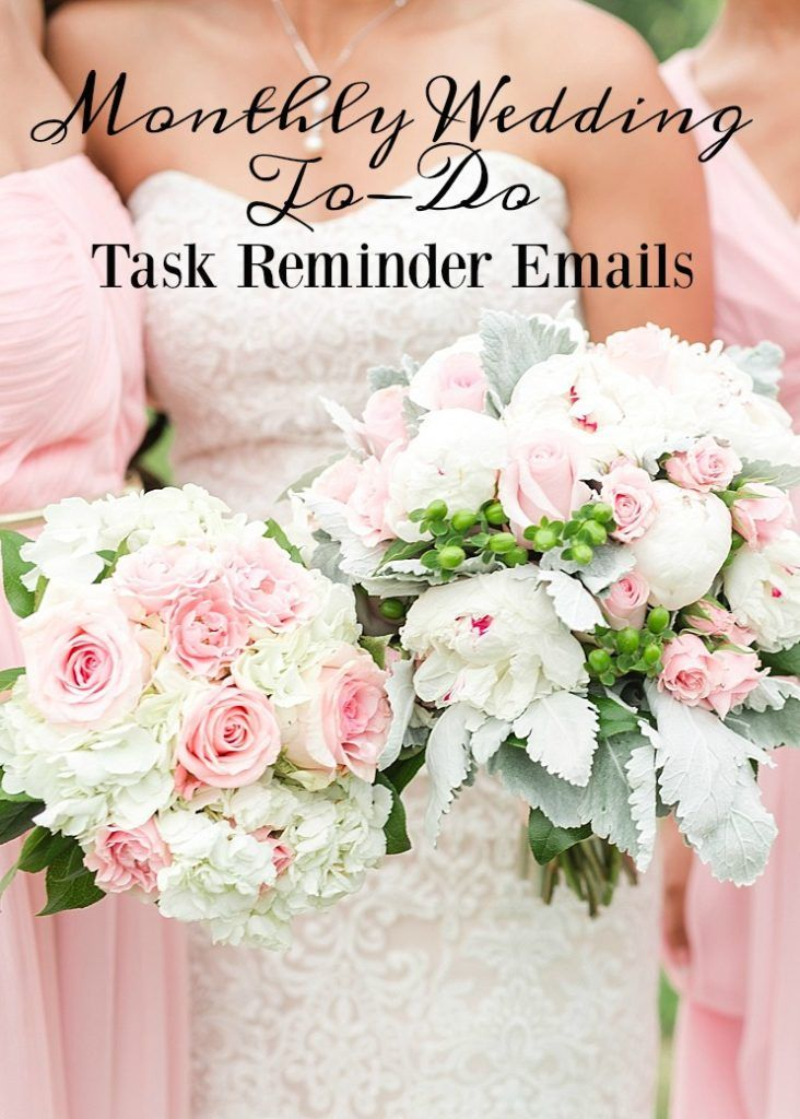 wedding planning checklist spreadsheet free%0A Monthly Wedding ToDo Task Reminder Emails  Destination Wedding  ChecklistWedding BudgetingWedding Planning