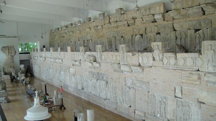 Tropaeum Traiani museum