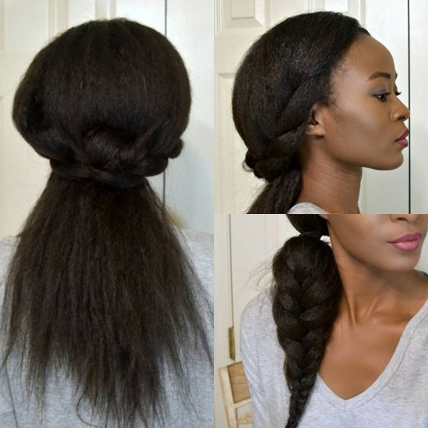 The 470 Best Natural Hair Extensions Images On Pinterest Natural