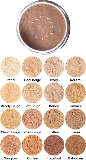 Youngblood Natural Mineral Loose Foundation - 0.35 oz