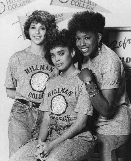 """Hillman College"" students"