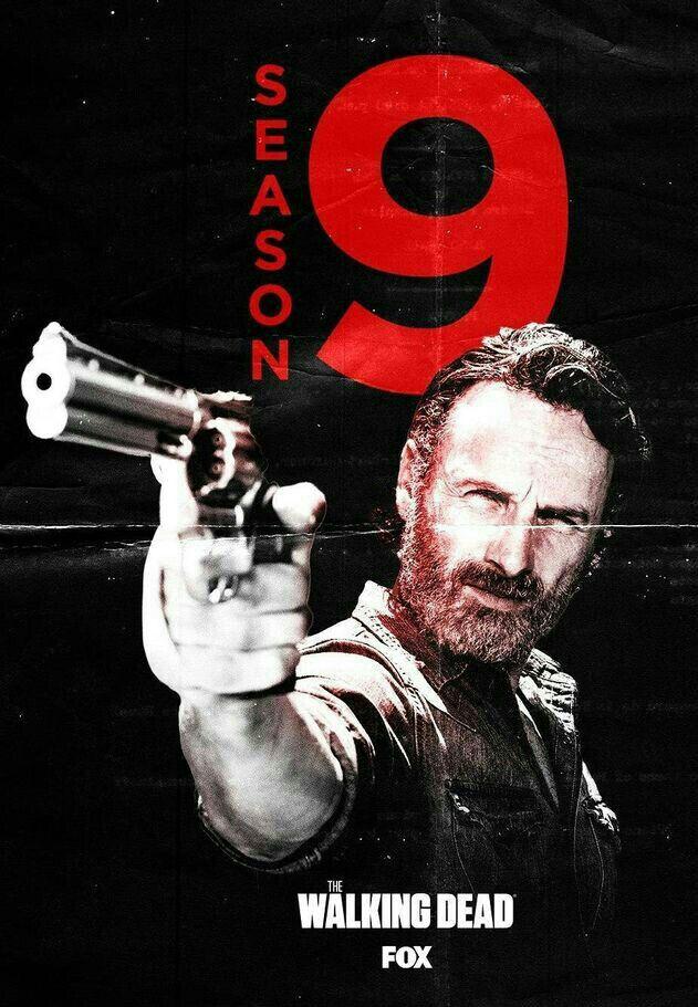 Season 9 O M G I Cant Wait Dead Man Walking The Walkind Dead