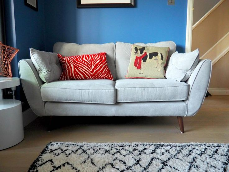 A Corner Of My Living Room With DFS   Love The Colour Of This Room With