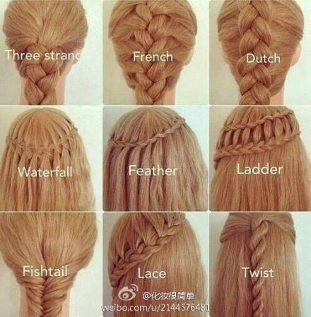 flowerbraind  -girl hair styles