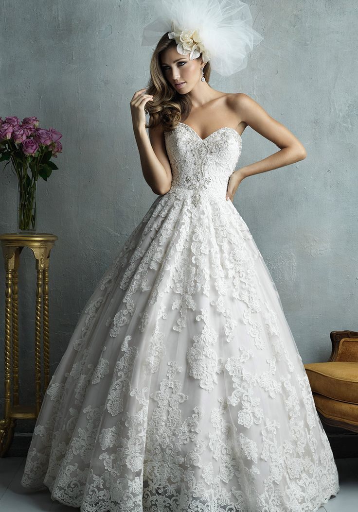 Allure Couture - C328 - Le Bella Donna