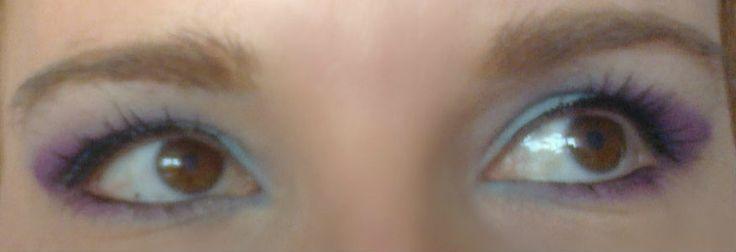 efekt na twarzy cienie Ingrid