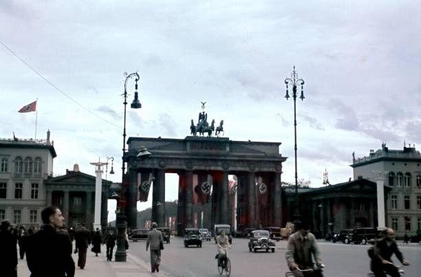 Berlin Pariser Platz Brandenburger Tor 1939 Berlin Brandenburger Tor Historische Fotos