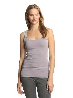 22% OFF James Perse Women's Tank Top Long Tank (Quartz)