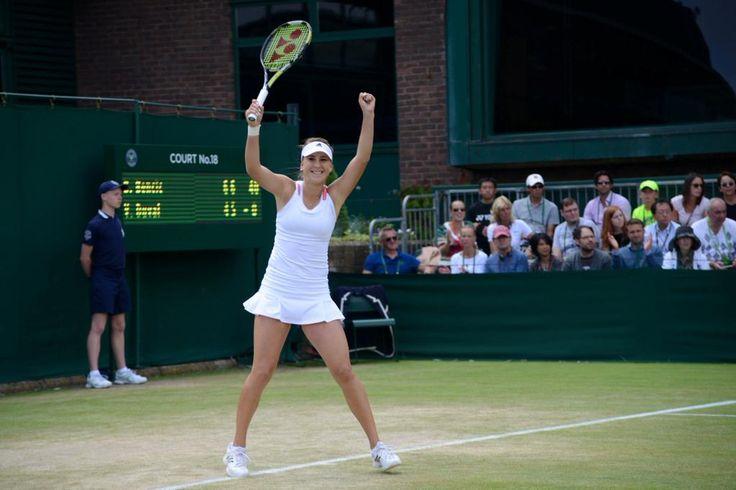 Belinda Bencic Wimbledon