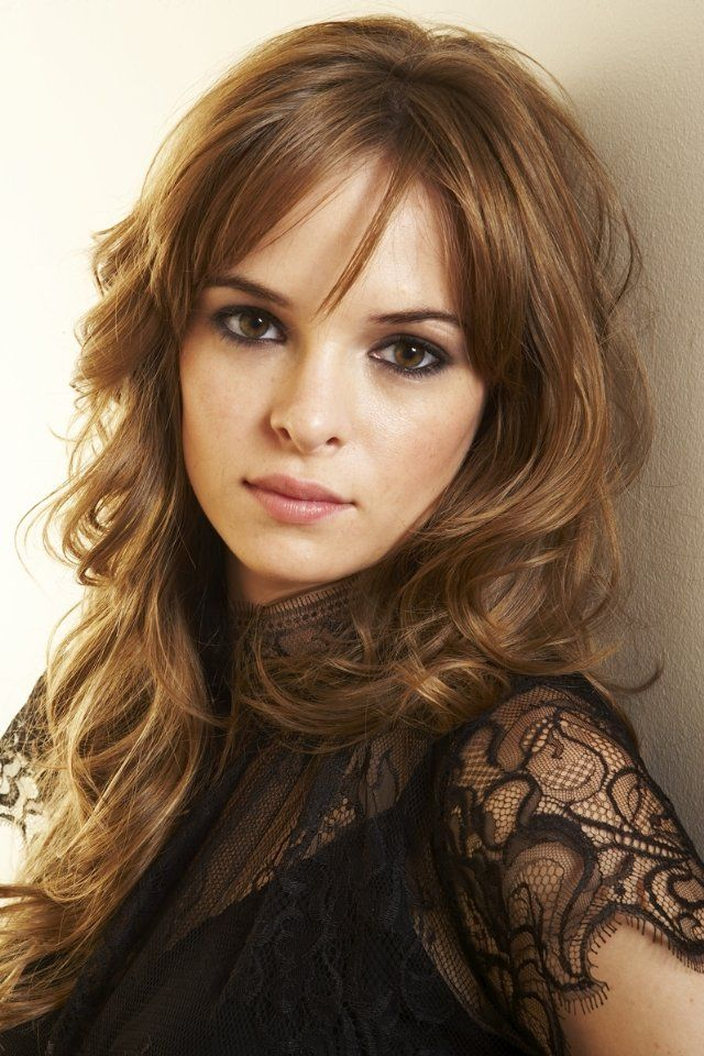 Danielle Panabaker-As Dr. Caitlin Snow/Killer Frost on the upcoming CW series The Flash...