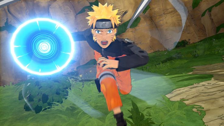 Bandai Namco Announces A New Naruto Game