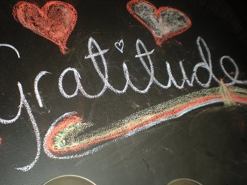 """""""To experience life through a filter of gratitude sets in motion an energy that brings into our lives the qualities of resilience, joy and wonder at the endless wonderful possibilities available fo..."""