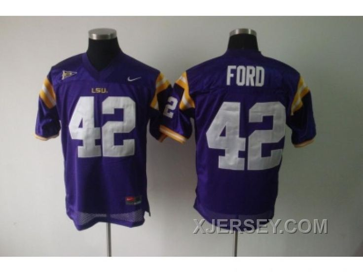 http://www.xjersey.com/online-ncaa-lsu-tigers-42-ford-purple.html ONLINE NCAA (LSU TIGERS) #42 FORD PURPLE Only 32.17€ , Free Shipping!