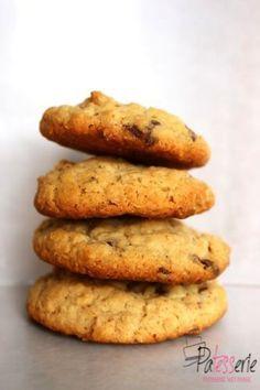 Chocolade Havermout koekjes - PaTESSerie