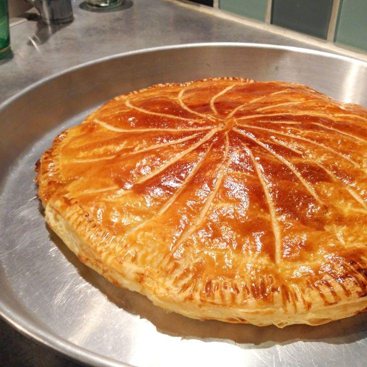 La galette des rois la frangipane recettes sans for Galette des rois a la frangipane