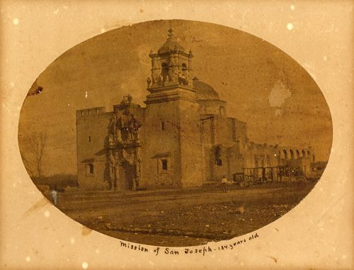 Mission San Jose y Miguel De Aguayo
