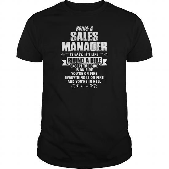Being A Sales Manager
