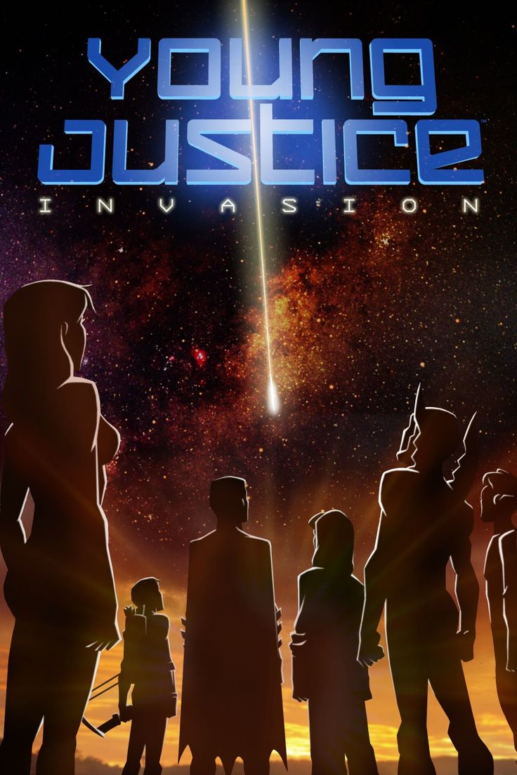 young justice | Young Justice Invasion | Evertime Realms