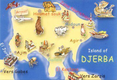 Djerba Travel Guide, Tunisia   TourismTunisia.com