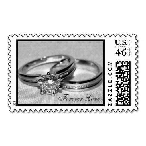 20 Best Images About Love Stamps For Wedding Invitations