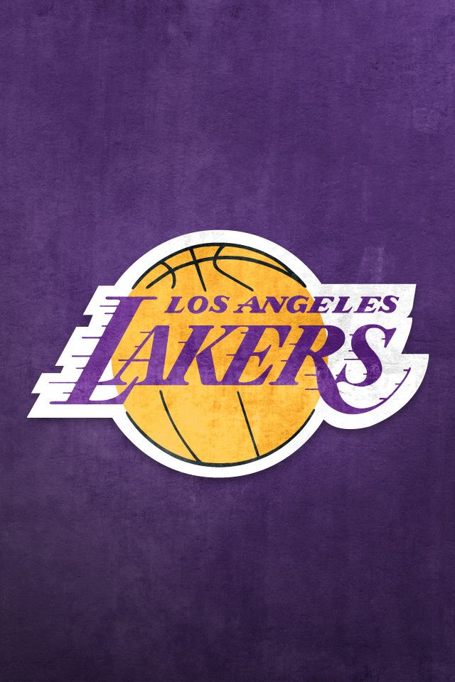 Los Angelas Lakers (Basketball Fondos)