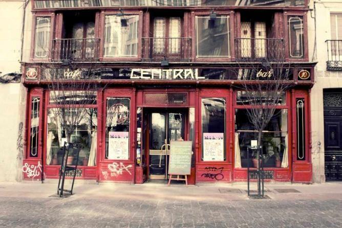 Jazz bars Madrid