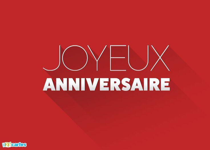 Carte joyeux anniversaire Focus