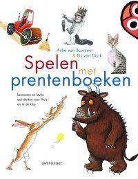 Lemniscaat NL » Non-fictie » Opvoeding » Titels » Spelen met prentenboeken