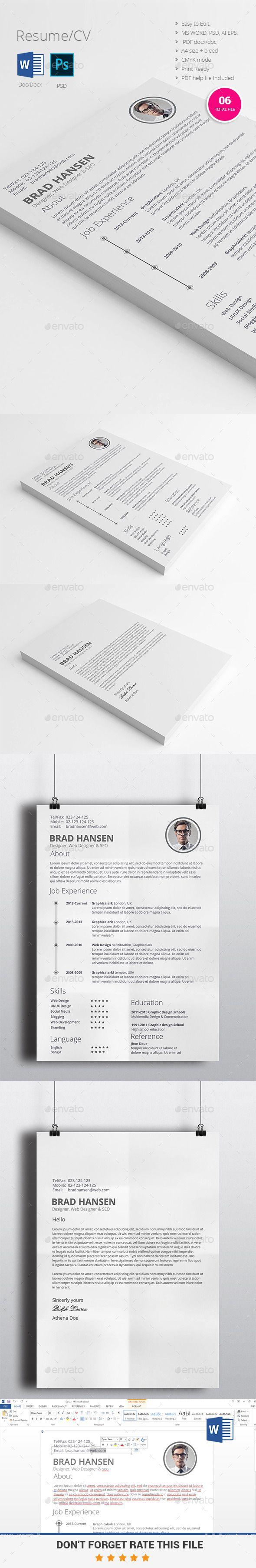 23 best Inkscape images on Pinterest | Resume templates, Cv ...