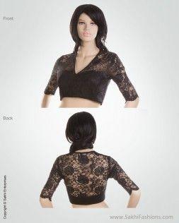 Designer Lace Blouses