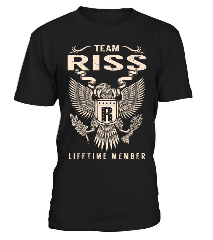 Team RISS - Lifetime Member