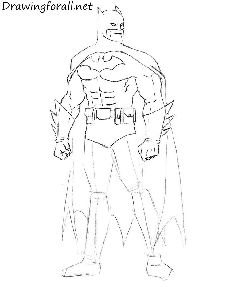 how to draw cute superman