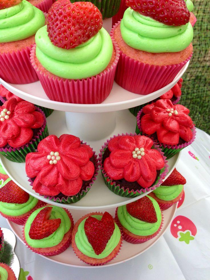 Cupcakes de Rosita Fresita