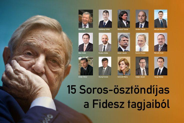 Néhány Soros-ösztöndíjas azok közül, akik ma kígyót-békát kiáltanak Sorosra. http://ahiramiszamit.blogspot.ro/2017/04/nehany-soros-osztondijas-azok-kozul.html