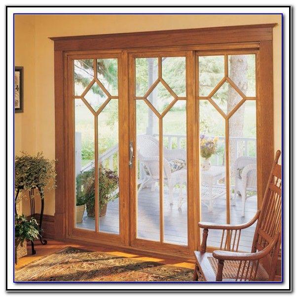 Installing Marvin Patio Doors Fiberglass Patio Doors French Doors Patio Marvin Doors