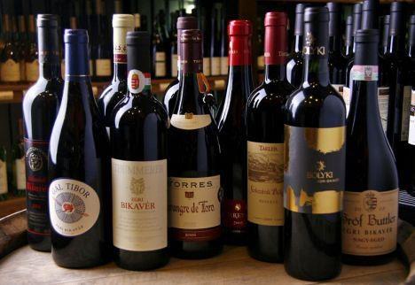 Hungarian wines