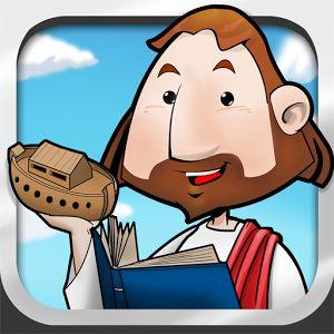 Biblia para niños ilustrada y en idioma español. Selección de historias bíblicas.