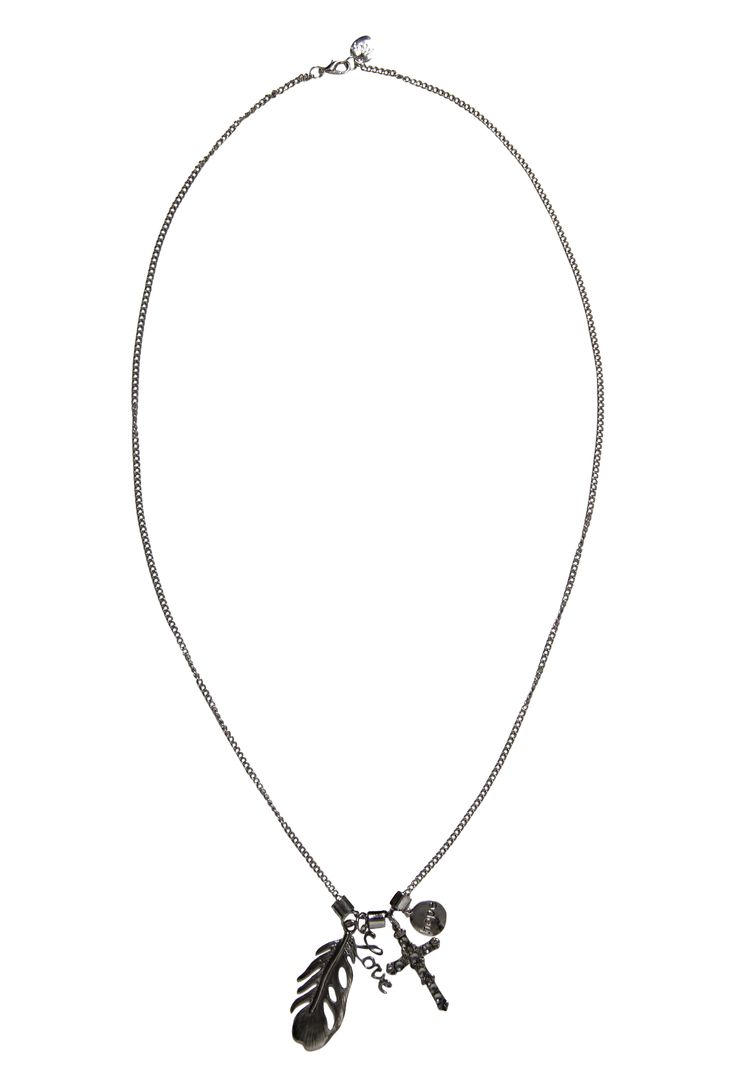 Max - Love charm necklace $19.00