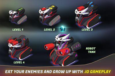 Tank Raid Online: New IO games v2.27 Mod APK