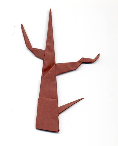 Christmas Tree Tangram: 17+ Images About Origami On Pinterest