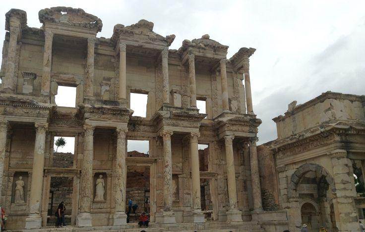 #Ephesus  near to Mary's House