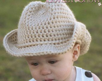 Cowboy Crochet Patterns. Includes patterns for by TheLovelyCrow
