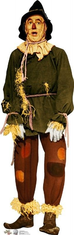 Scarecrow - Wizard of Oz 75th Anniversary Lifesize Standup for $29.97 in Lifesize Standups - Party Supplies
