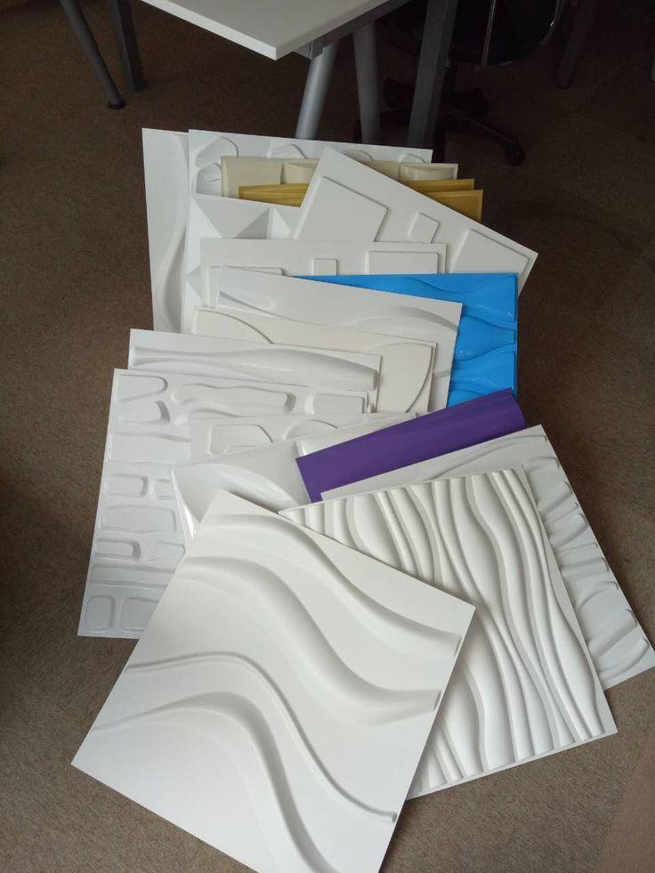 PVC 3D wall panel                                                                                                                                                                                 More