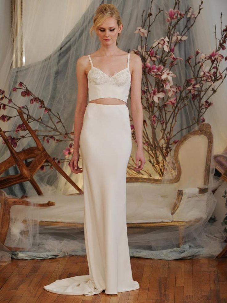 Elizabeth Fillmore Spring 2016 Wedding Dresses Collection - Glowlicious.Me - A Beauty Escape Playground