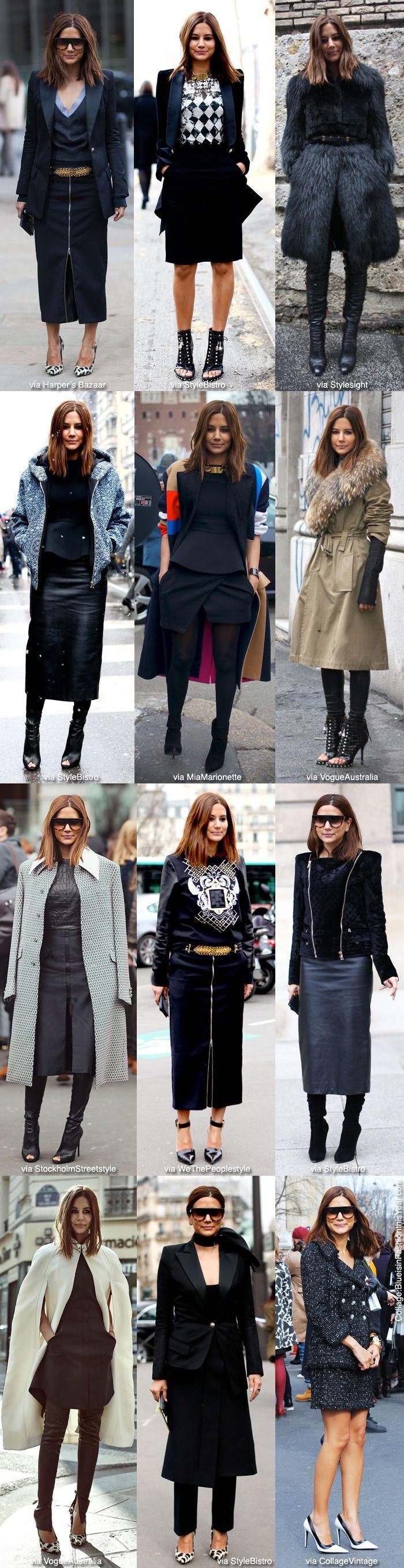 Dedicated to: Christine Centenera @ Fashion Weeks