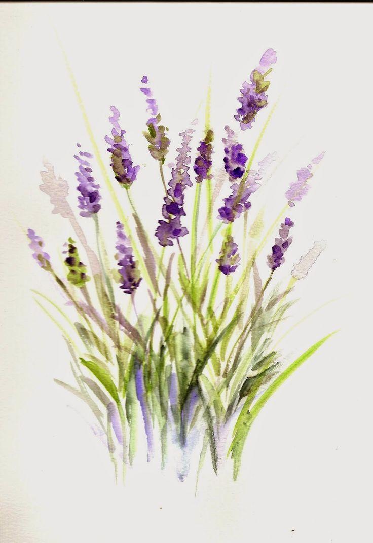 Die Magie Der Farbe Parfumierte Lavendel Art In 2019