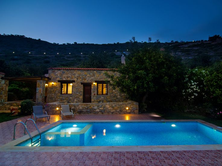 Melidoni X Village, a cluster of 5 beautifully and traditionally decorated Villas with private pool ... http://www.cretetravel.com/hotel/melidoni-x-village