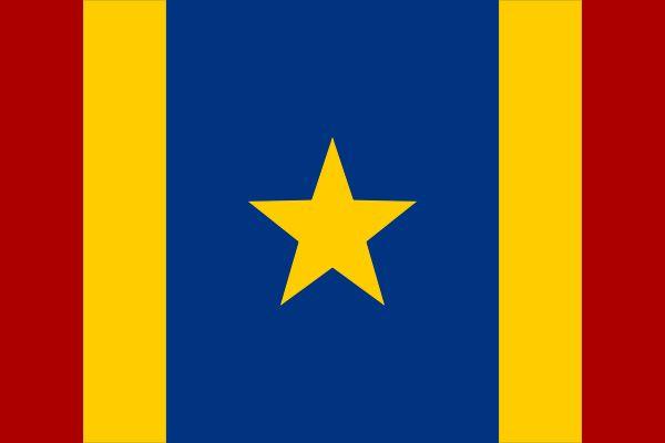 Generic Latin American Flag by FederalRepublic.deviantart.com
